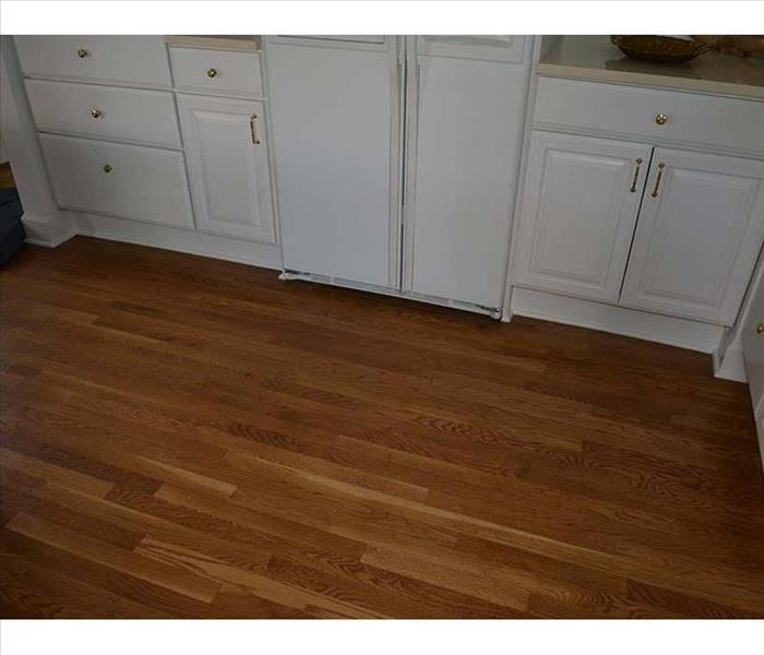 Water Damage in a Nutley Kitchen After