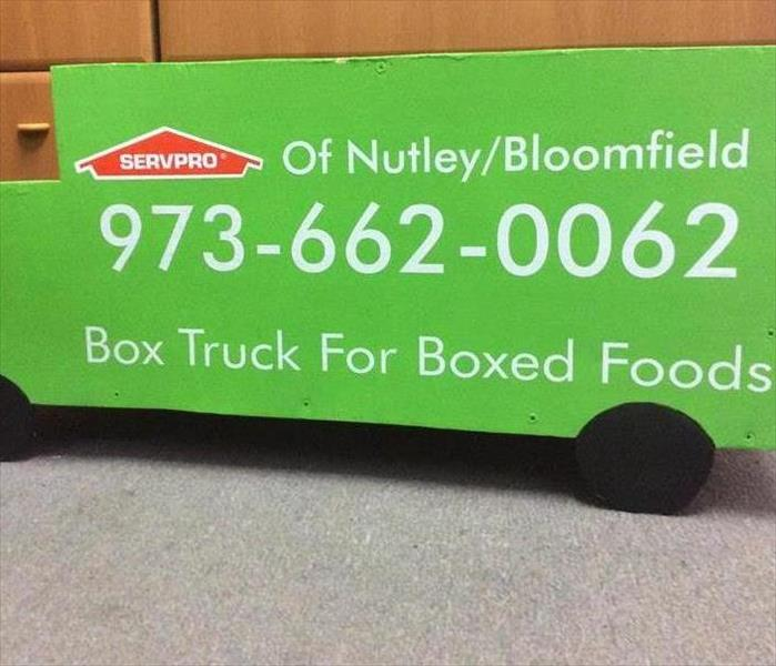 Community Box Trucks for Boxed Food