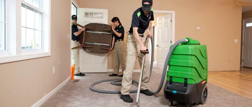 Nutley, NJ residential restoration cleaning